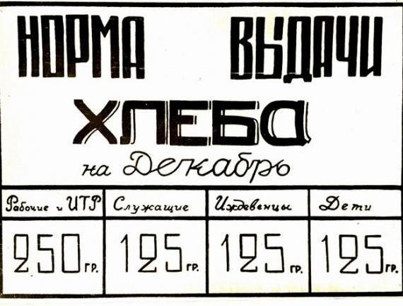 Жизнь: Начало блокады Ленинграда
