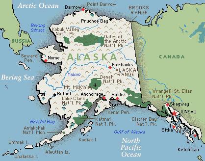 Интересное: Русская Аляска