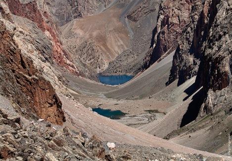 Интересное: Фанские горы