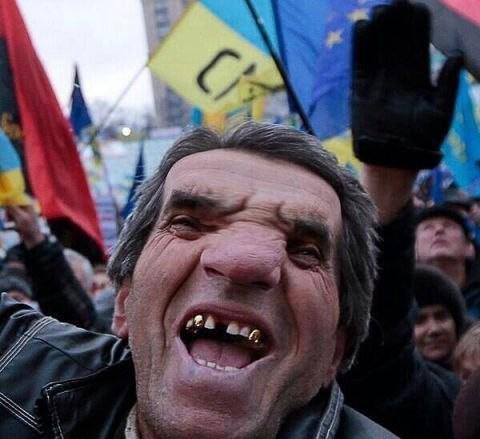 фото лиц с майдана