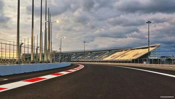 Адлер: Формула 1 скоро:-)