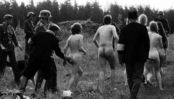 проститутки фото войны