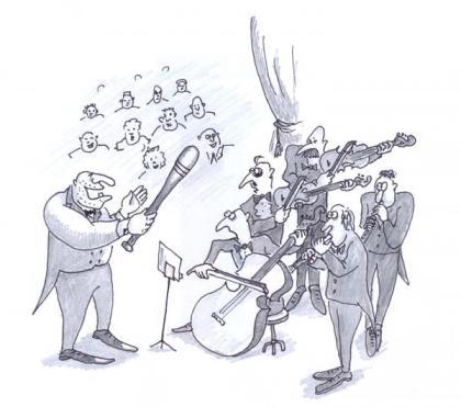 Музыка: Дирижеры