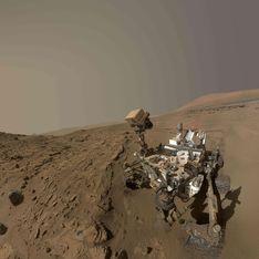 Технологии: Твоё имя на Марсе