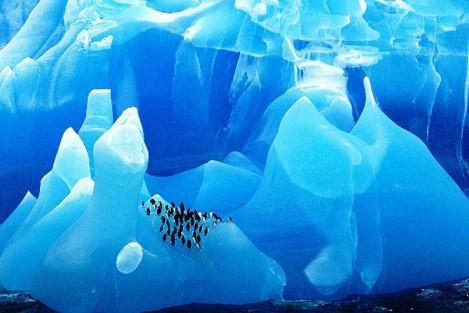 Интересное: Ледники и айсберги