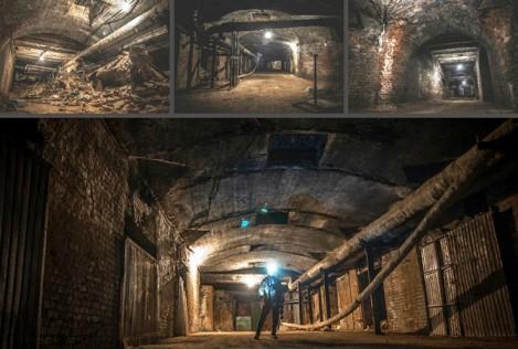 Интересное: Подземная Москва
