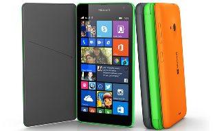 Технологии: Lumia 535