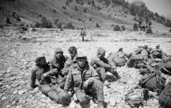 Интересное: Вспоминая Афган
