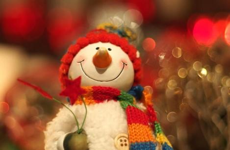 Интересное: Снеговик