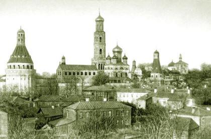 Интересное: Старая Москва