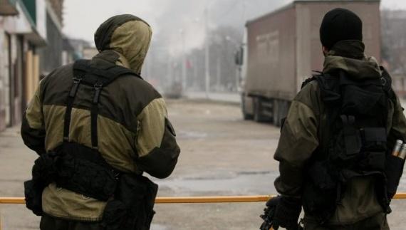 Криминал: Спецоперация в Грозном