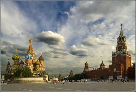 Интересное: Москва