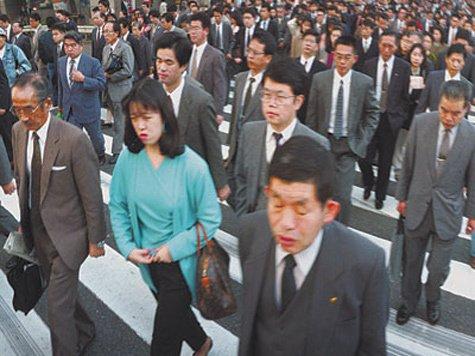 Интересное: Работа в Японии