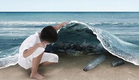 Интересное: Пластмассовый океан