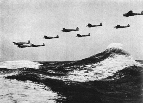 Интересное: Сражения Второй Мировой Войны