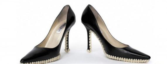 Интересное: Зубастая обувь