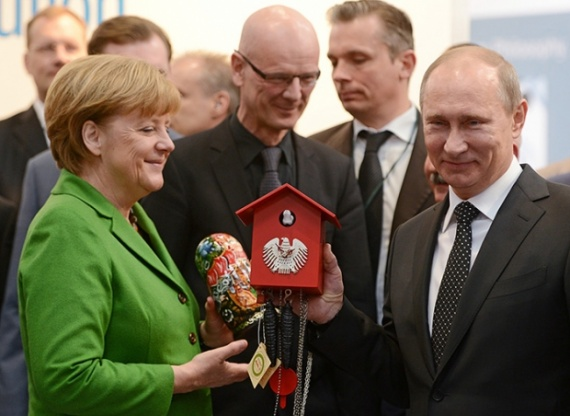 Интересное: Подарки Путину