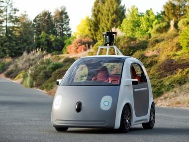 Технологии: Машина робот