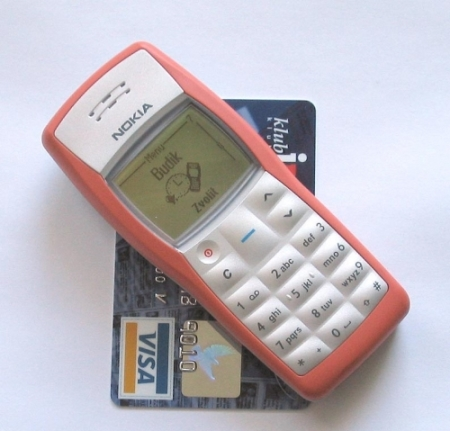 Технологии: Хочу Nokia 1100