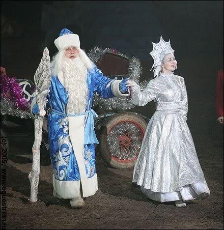 Интересное: Мифы о Деде Морозе