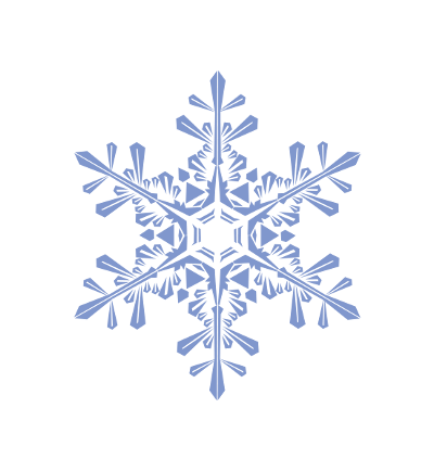 Интересное: Снежинки