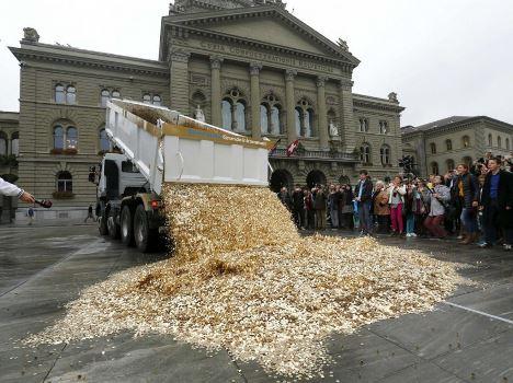 Общество: Швейцарский коммунизм