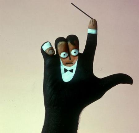 Интересное: Характер на пальцах