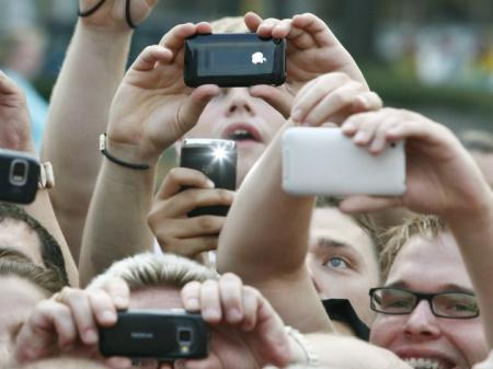 Технологии: Фотографируем смартфоном