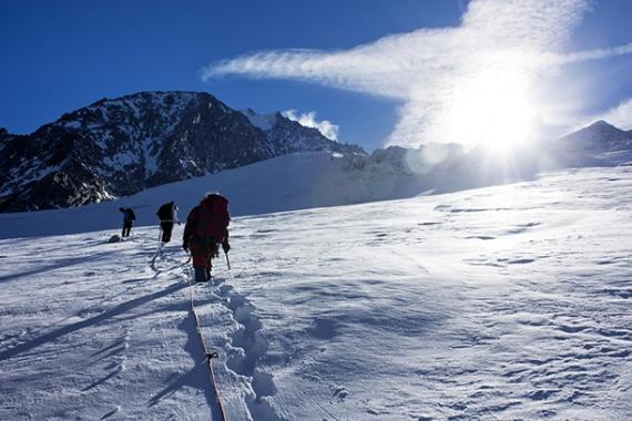 Проишествия: Эверест