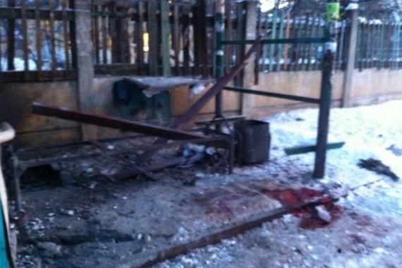 Проишествия: Взрыв в Ангарске