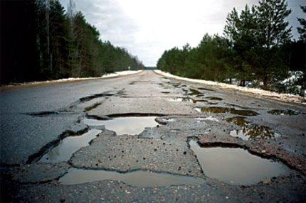 Интересное: Почему дороги плохие?