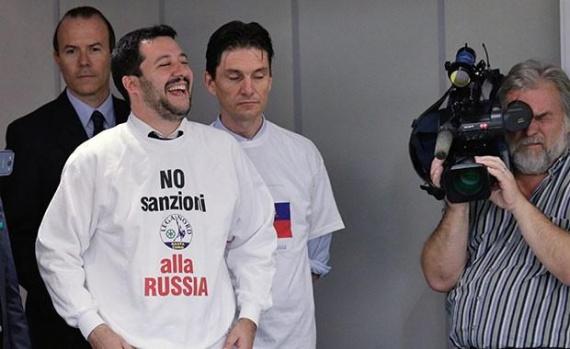Политика: Россия и друзья