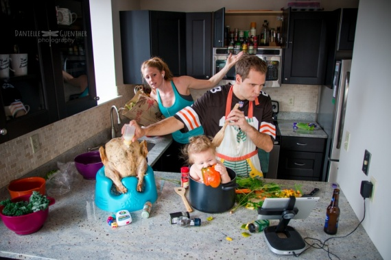 Семья: Семейная жизнь