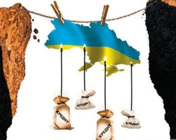 404: Украина забила на долги