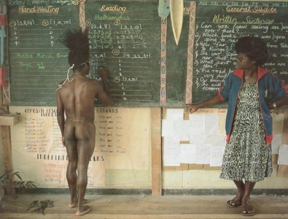 Интересное: Папуа Новая -Гвинея
