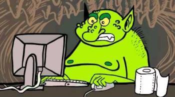 Общество: Интернет тролли
