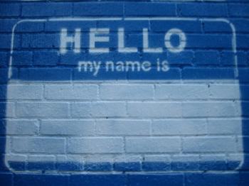 Интересное: Имена и фамилии