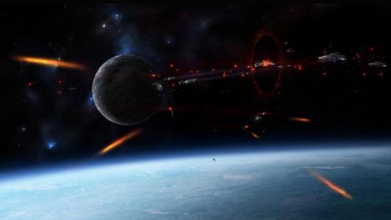 Жизнь: Мысли о космосе