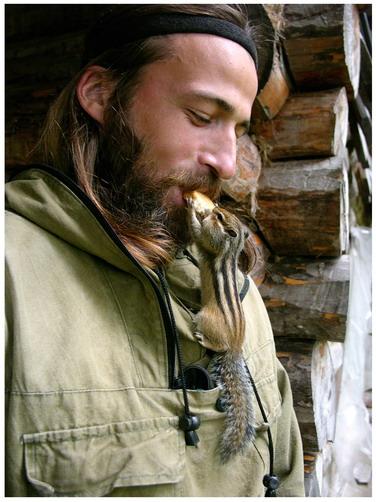 Животные: Хозяин тайги