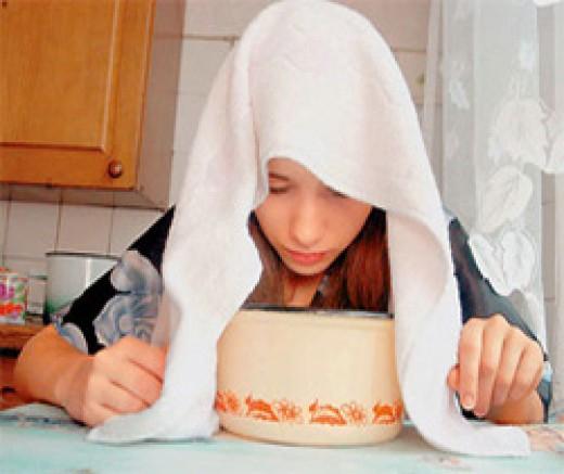 Здоровье: Простуда в детстве