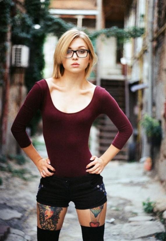Интересное: Красивые девушки