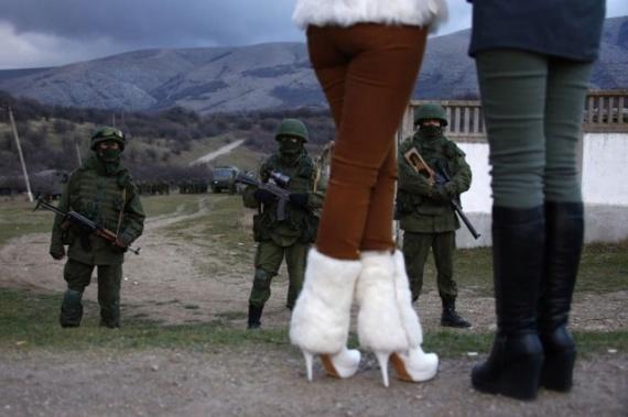 Политика: Зачем России Крым?