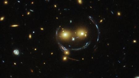 Интересное: Смайлик в космосе