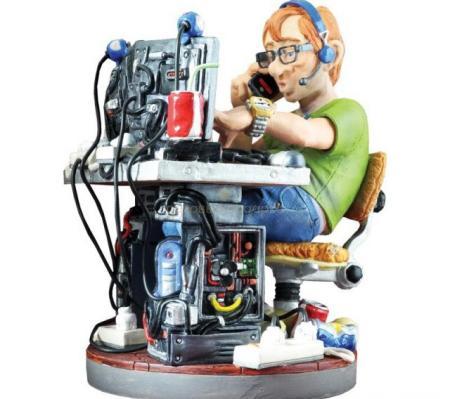 Общество: День компьютерщика!