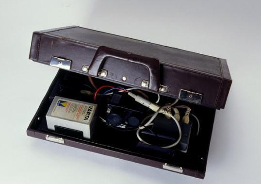 Технологии: Шпионские камеры