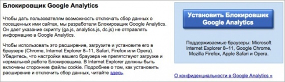Технологии: Google следит за тобой!