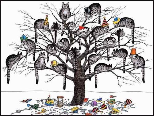 Животные: Первое марта - День кошек