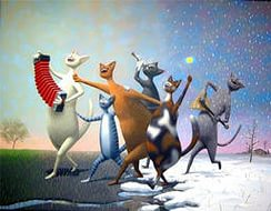 Животные: Кошачьи клички