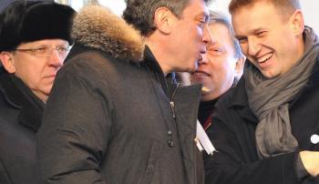 Политика: Навальный, выходи:-)