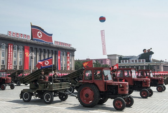 Интересное: Северная Корея. Мифы.